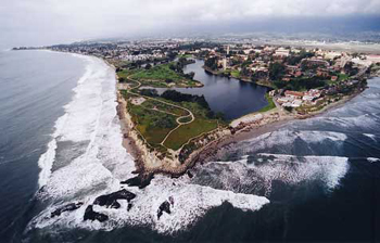 UCSB from above